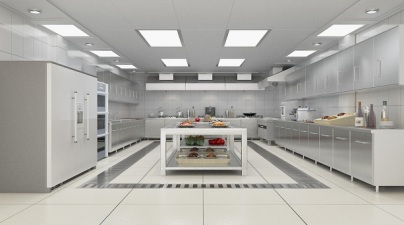 你家的饭店厨房装修设计合理吗? 装修小白看过来!
