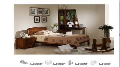 你要给孩子买实木儿童床吗?你想要的品牌都在这!