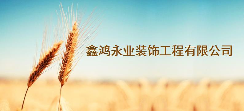 天津鑫鸿永业装饰工程有限公司 - 天津装修公司