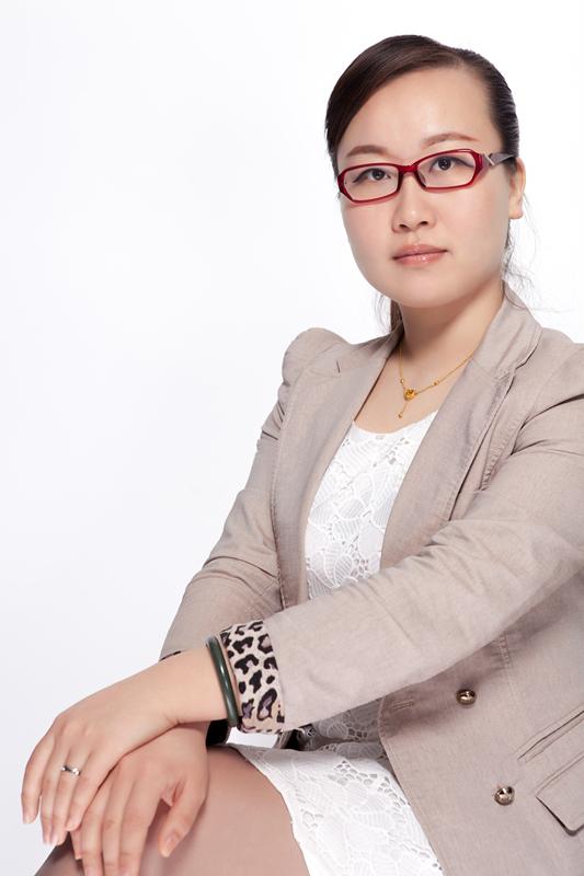 家装设计师杨明珠