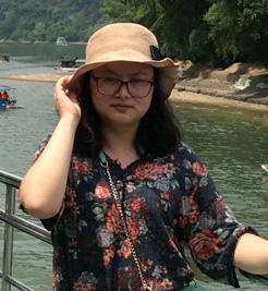 家装设计师赵丽萍