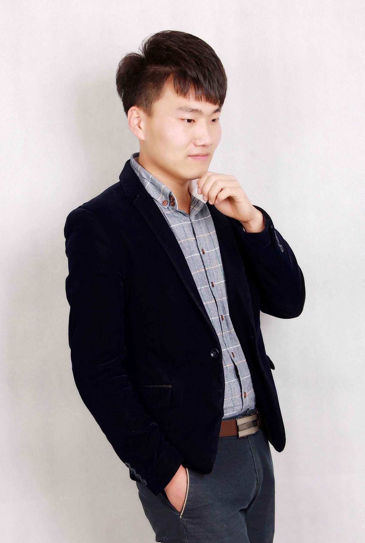 家装设计师刘友涛