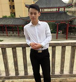 家装设计师廖鸿志