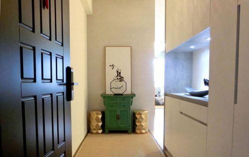 98平优雅简约风 业主自己设计的三居美宅