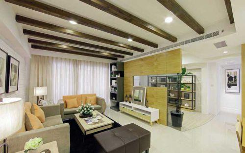 118平北欧田园风 大家都喜欢这套三居室的装修