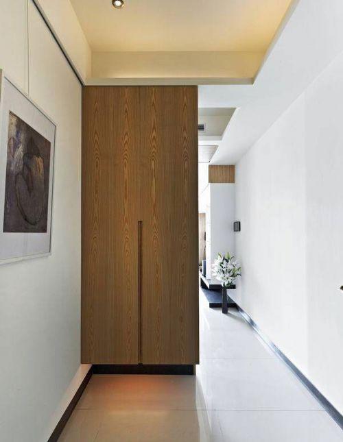 素雅新中式混搭风二居装修 演绎完美生活