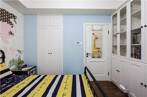 100平米旧房改造装修 旧屋换新颜