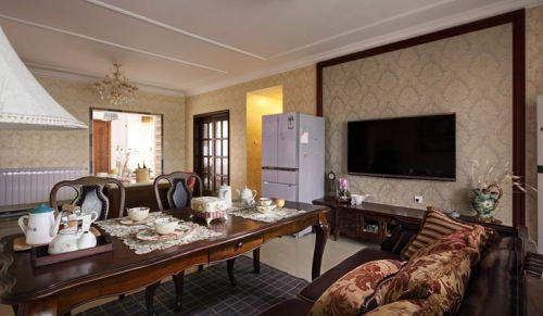 小资女的爱好果然不一般 来看她家复古东南亚风情公寓