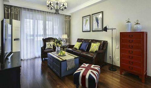 美式公寓总是很休闲 以人为本时尚非凡