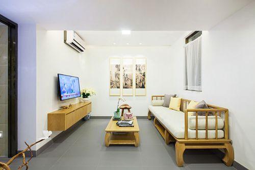 日式小复式  让人心静的空间设计