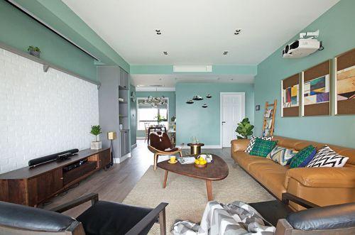 115平北欧风格四室两厅装修 遇见清新遇见爱