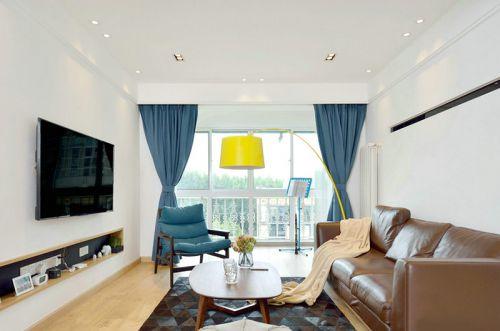 150平北欧风格四房装修效果图 清新宁静