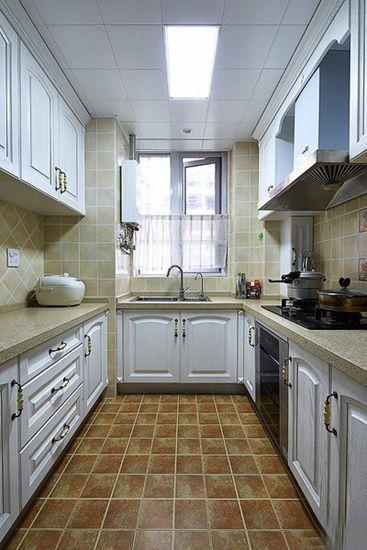 140平法式装修风格  体验三室两厅的尊贵感