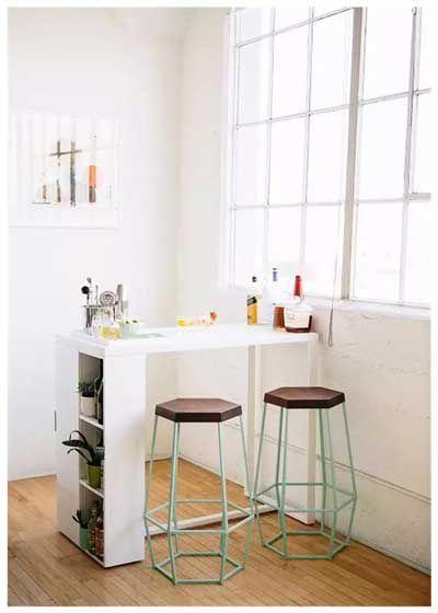 青春献给小酒桌   10款家庭小酒桌设计参考图