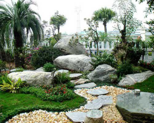 绿色的心情  10款休闲庭院装修效果图