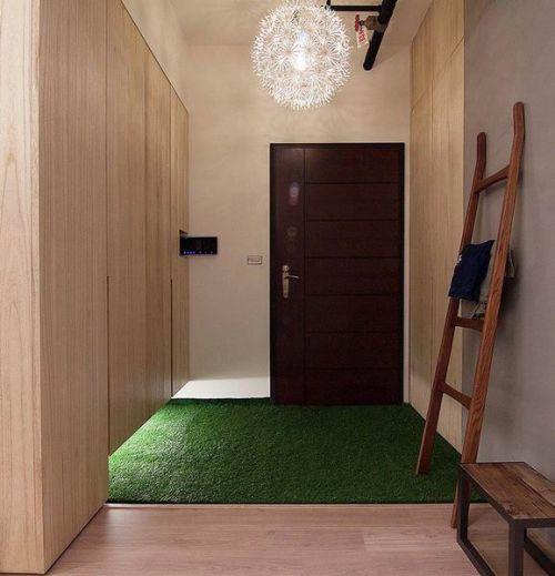 客厅改造榻榻米 60平酷炫轻工业风公寓