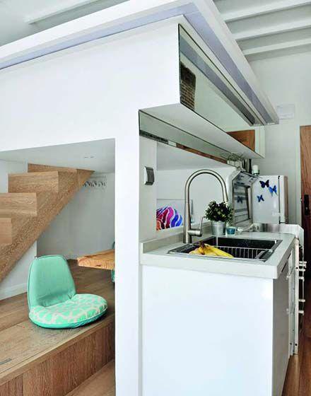 小盒子的空间魔法 23平米挑高小户型一居