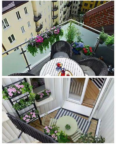 新鲜生命阳光 11个阳台装修效果图