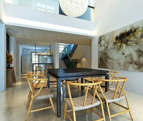 11款新中式餐桌椅 布置雅致餐厅