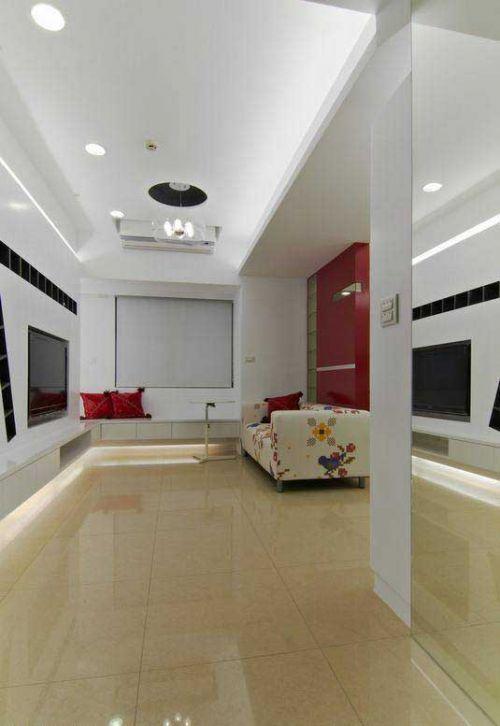 小空间超强收纳 36平现代二居