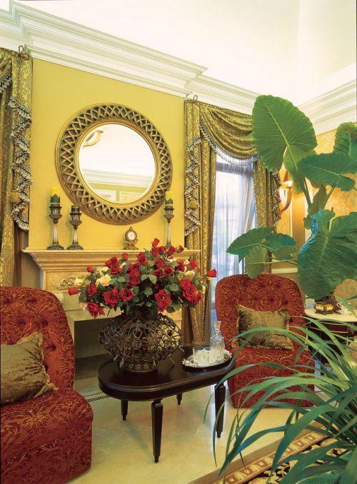 情调自在感 美式别墅设计