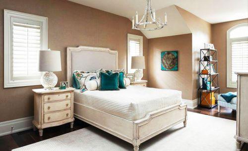简欧卧室灯具效果图 20图点亮温馨空间