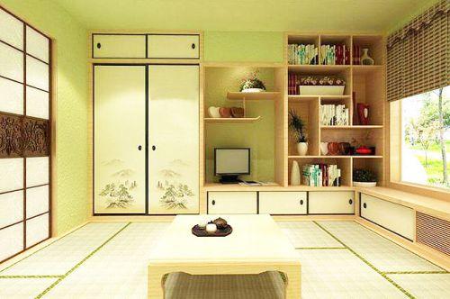 简约不简单 12张简洁书柜设计图