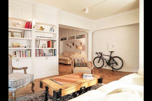 13张美式书柜设计图 典雅大气