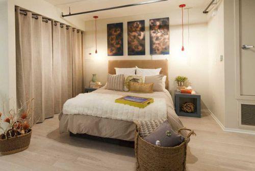 丰富空间层次 11款彩色床头柜图片