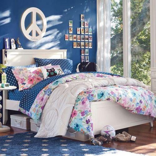 经典儿童房设计 14款白色儿童床图片