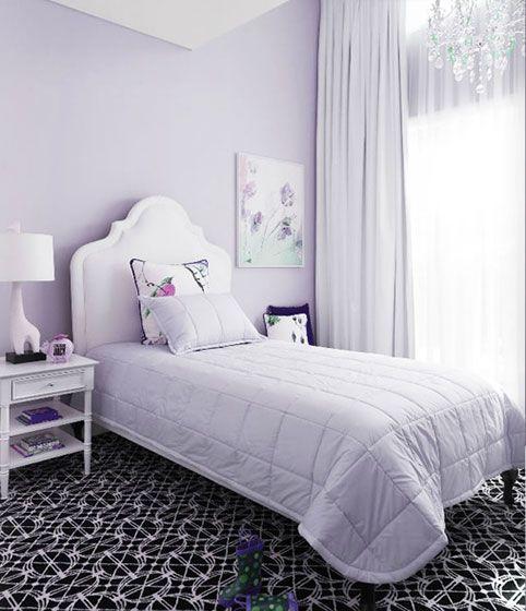 简欧风窗帘图片 19图造雅致卧室