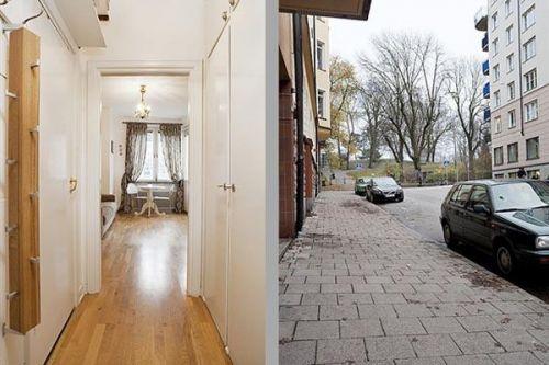 平面布局优秀的北欧小户型公寓