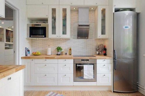 39个让烹饪更享受的北欧风格厨房