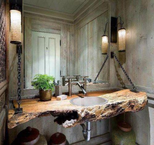 39个北欧乡村风浴室