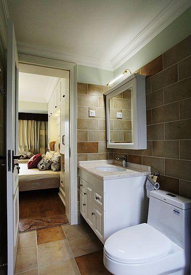 愜意美式休閑風 三室兩廳新裝美家