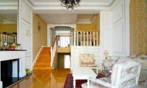 16万打造180平美式风格LOFT之家