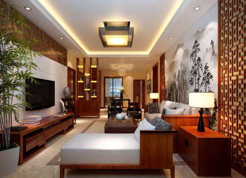 8.5万打造大兴区保利春天里95平米浪漫四居室
