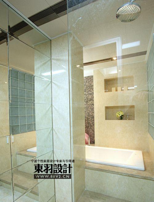 【东羽个性家居设计】——书香帘花影——90平米现代新中式