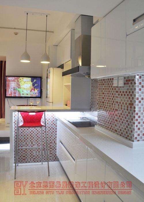 《纯净》北京东城区30平米超级小公寓装修实景效果展示