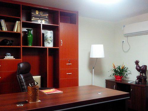 居家型办公室