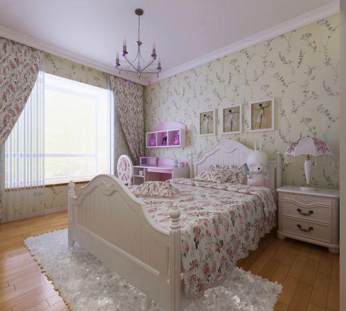 御景观城120平三居室欧式风格装修-烟台实创装饰