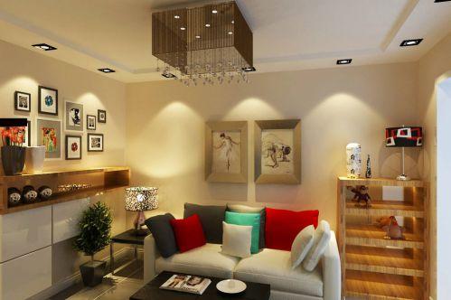 6萬打造北戴河45平精品小公寓現代簡約裝修