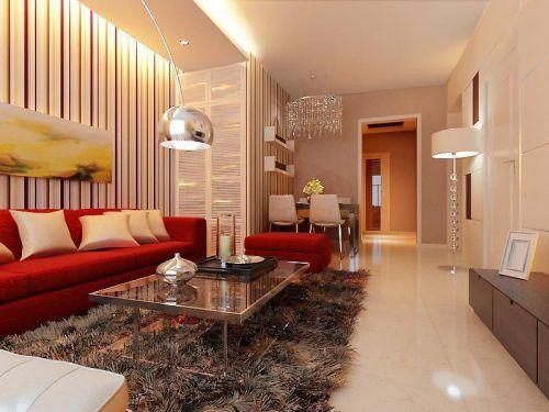 上海保利天鹅语90平米婚房浪漫之约
