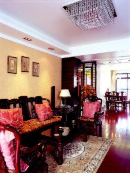 144平现代简约四居室