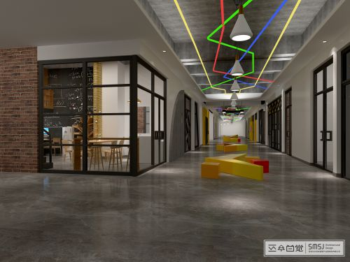 水木视觉-龙华新区最大综合体创客空间