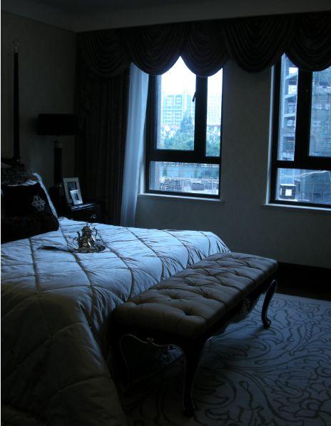 兰香溪谷3室2厅140平米中式风格