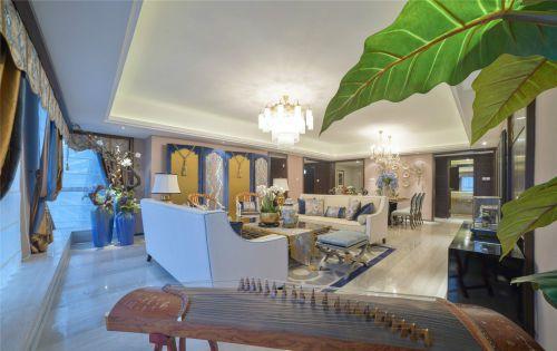 托斯卡纳3室2厅150平米新古典风格