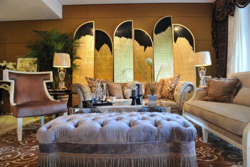 人盛巴厘天地3室2厅150平米新古典风格