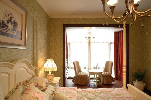 圣湖观澜国际3室2厅95平米地中海风格
