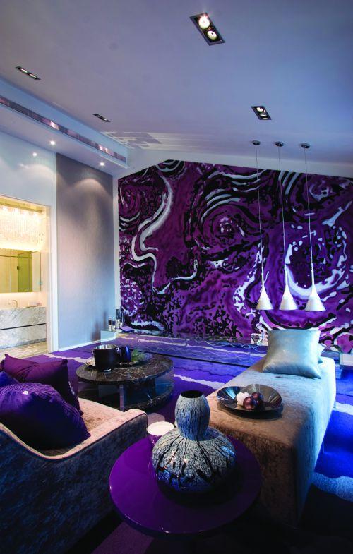 成都龙都国际4室3厅跃层现代之家